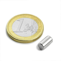 Stabmagnet Ø 5 mm