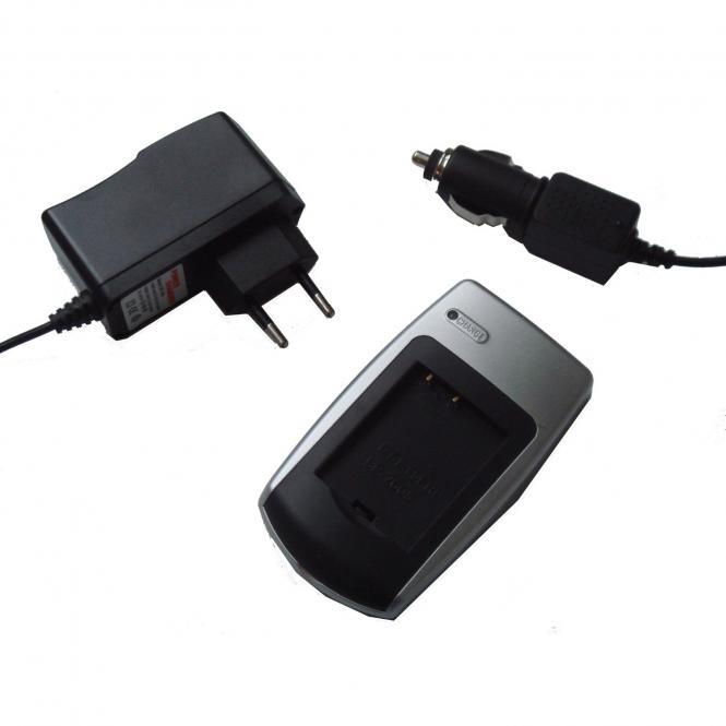 Ladegerät für Akku (VHBW oder KLIC 7004)